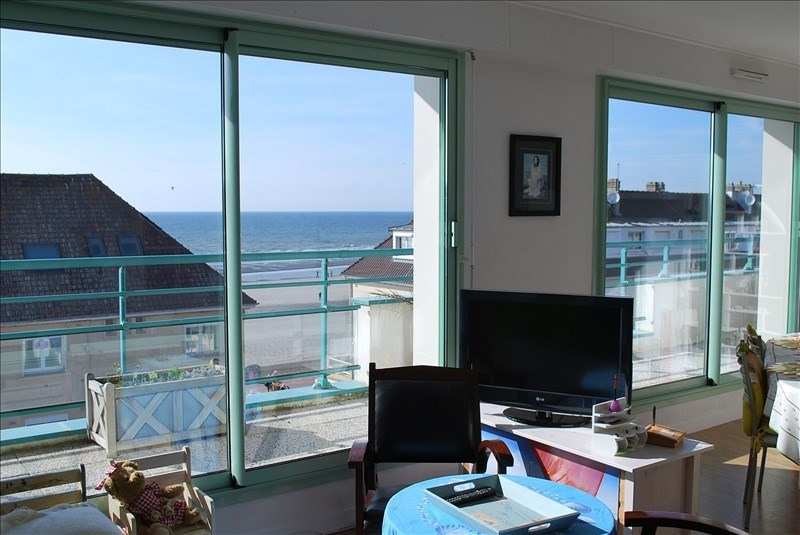 Vente appartement Fort mahon plage 343 000€ - Photo 1