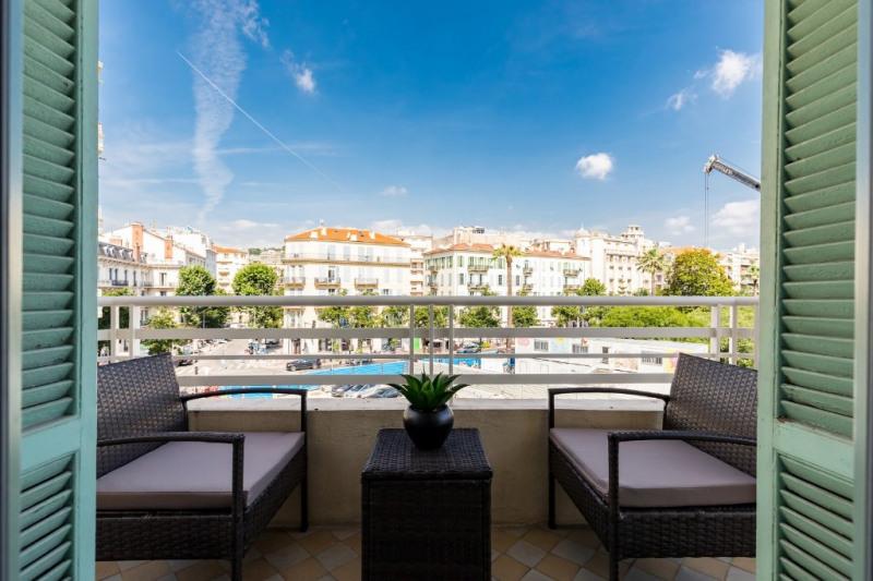 Verkauf von luxusobjekt wohnung Nice 790000€ - Fotografie 1