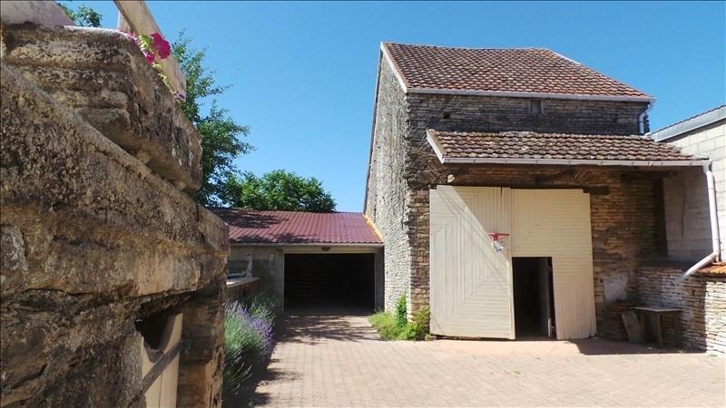 Vente maison / villa Marsannay le bois 279000€ - Photo 9
