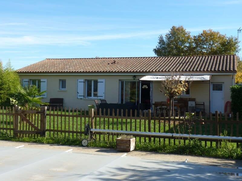 Vente maison / villa Celle levescault 174000€ - Photo 2