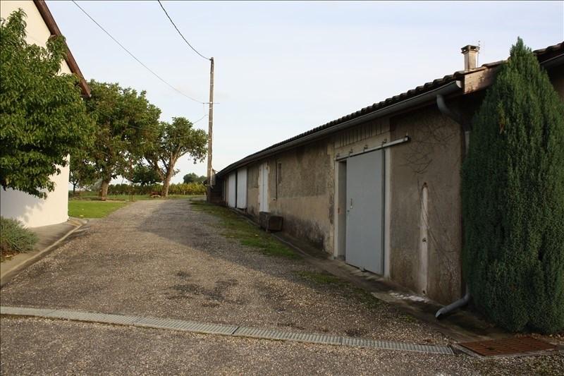 Sale house / villa St macaire 191600€ - Picture 5