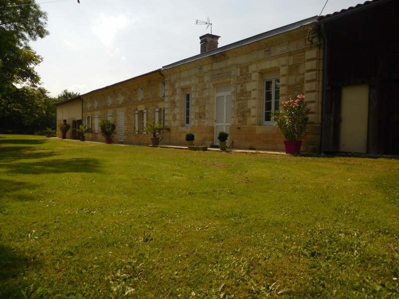 Sale house / villa St savin 240000€ - Picture 5