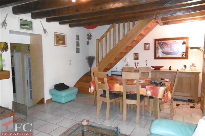 Vente maison / villa Besse sur braye 222000€ - Photo 3