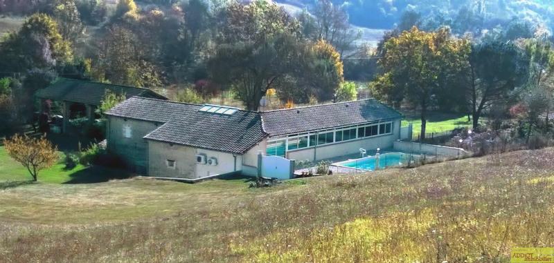 Vente maison / villa Cambon les lavaur 428000€ - Photo 2