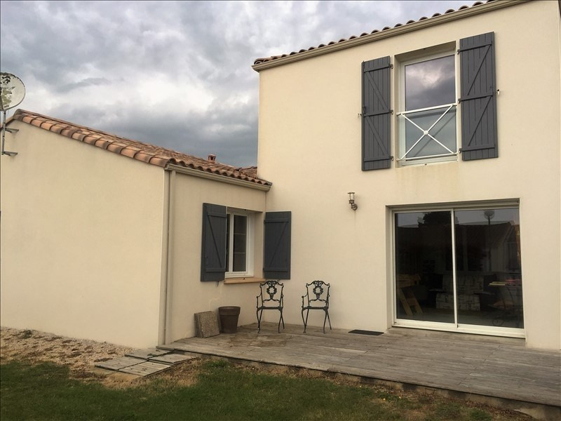 Vente maison / villa Longeville sur mer 249600€ - Photo 3