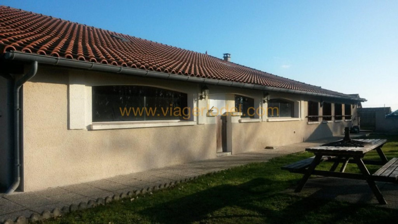Lijfrente  huis Saint-bressou 65000€ - Foto 26