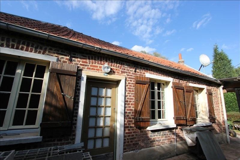 Sale house / villa Hem lenglet 156000€ - Picture 1