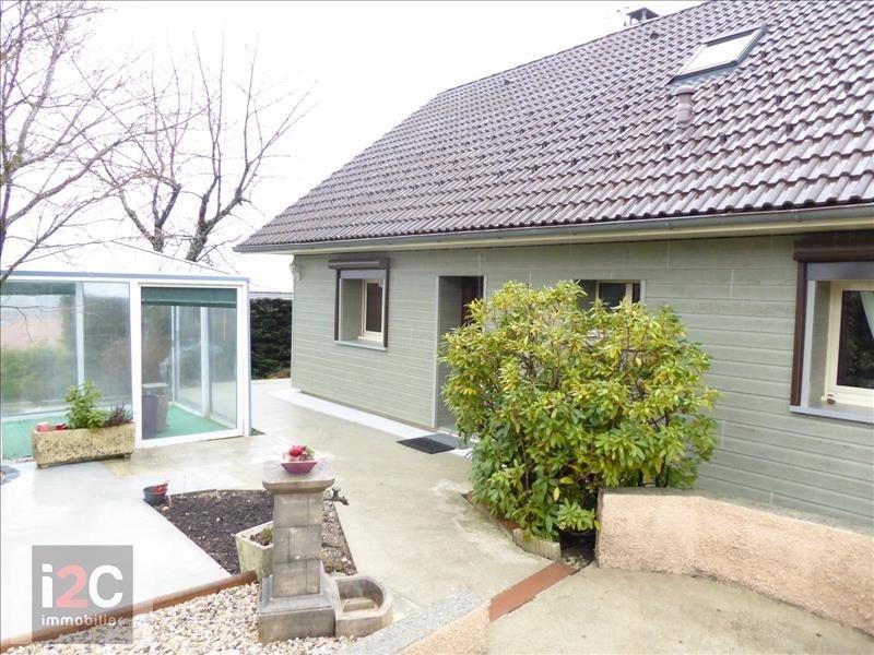 Vente maison / villa Crozet 565000€ - Photo 3
