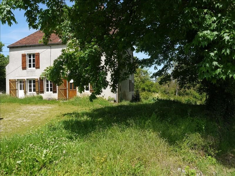 Sale house / villa Auberive 95000€ - Picture 1