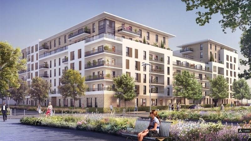 Location appartement Pontoise 950€ CC - Photo 2