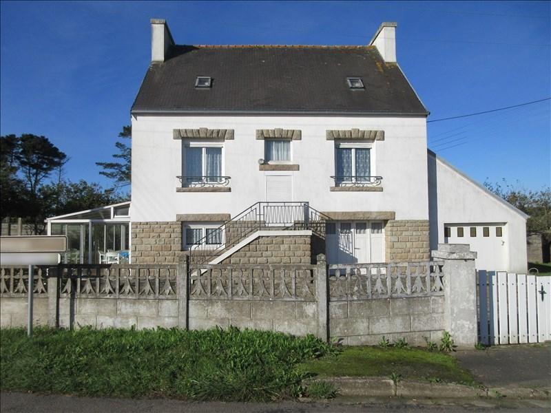 Vente maison / villa Plouhinec 130750€ - Photo 1