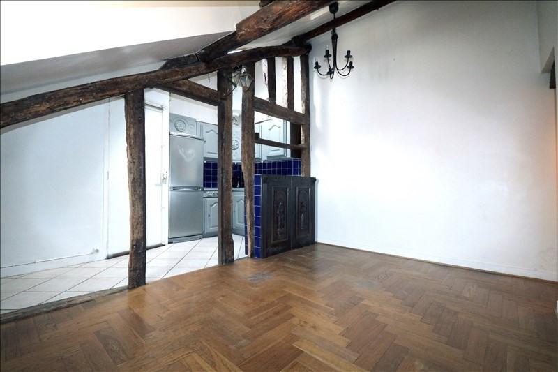Sale apartment Versailles 214000€ - Picture 2