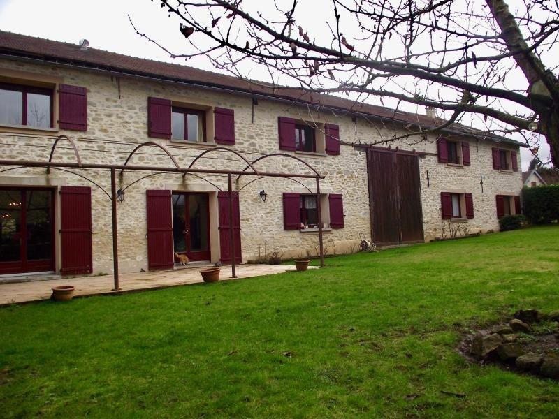 Vente de prestige maison / villa Thoiry 1264000€ - Photo 1