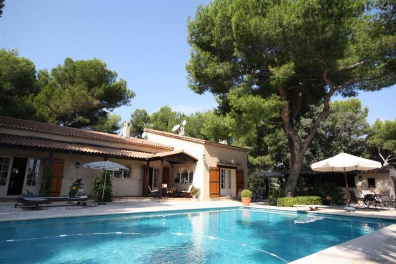 Deluxe sale house / villa Vallauris 4 240 000€ - Picture 1