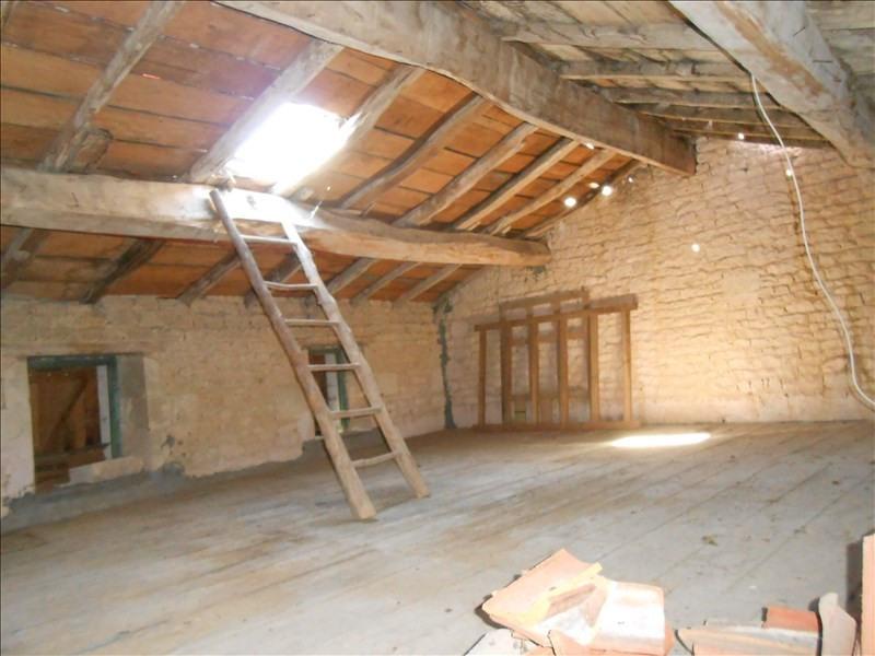 Sale house / villa Aulnay 43600€ - Picture 10