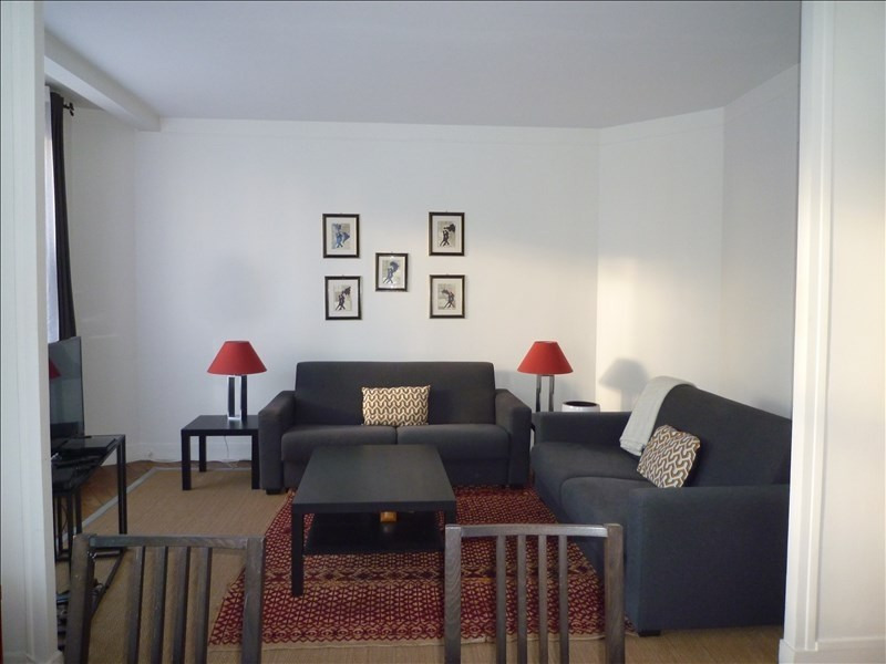 Rental apartment Paris 15ème 3 220€ CC - Picture 1
