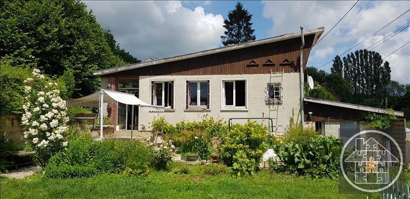 Sale house / villa Plessis de roye 116000€ - Picture 1