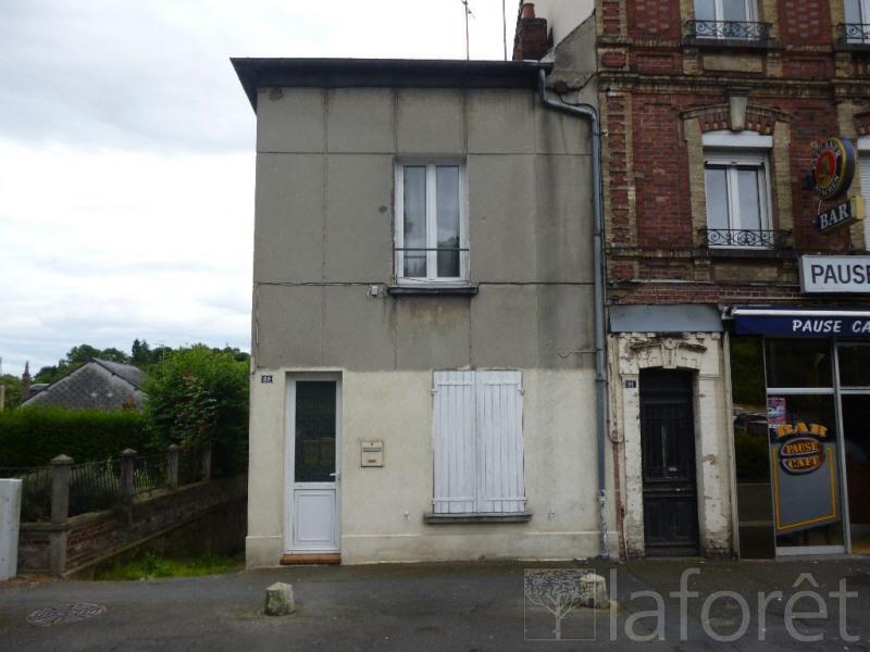 Vente appartement Lisieux 52300€ - Photo 8