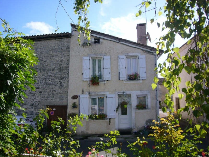 Vente maison / villa St sulpice de mareuil 80900€ - Photo 6