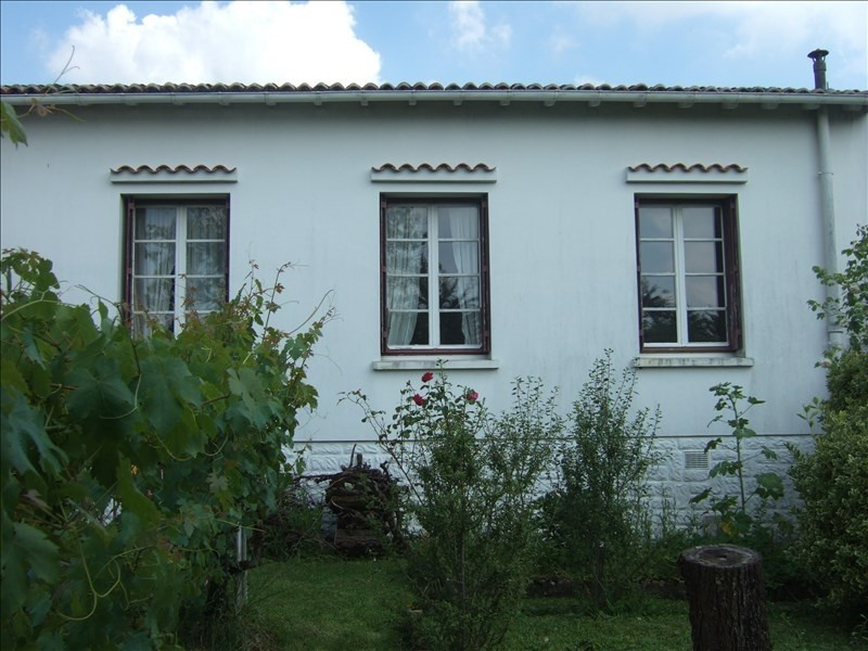 Sale house / villa Aulnay 89 900€ - Picture 2