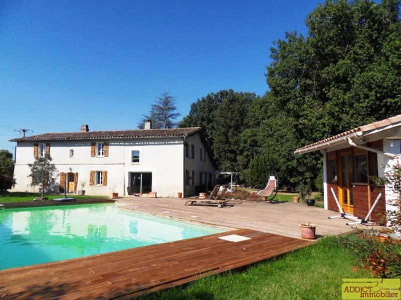 Vente maison / villa Secteur saint-sulpice-la-pointe 394000€ - Photo 2