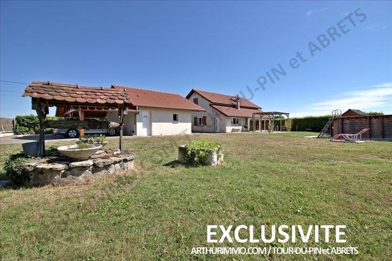 Sale house / villa Les abrets 227000€ - Picture 2