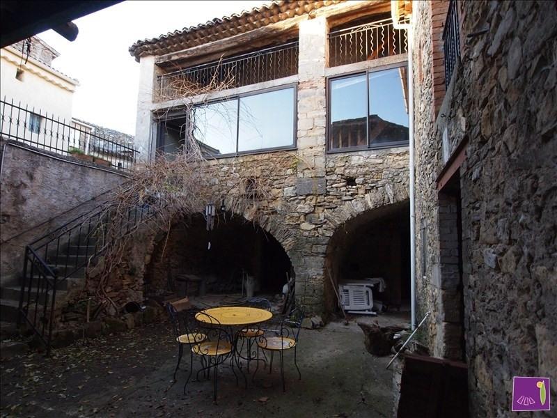 Vente maison / villa Uzes 142000€ - Photo 2
