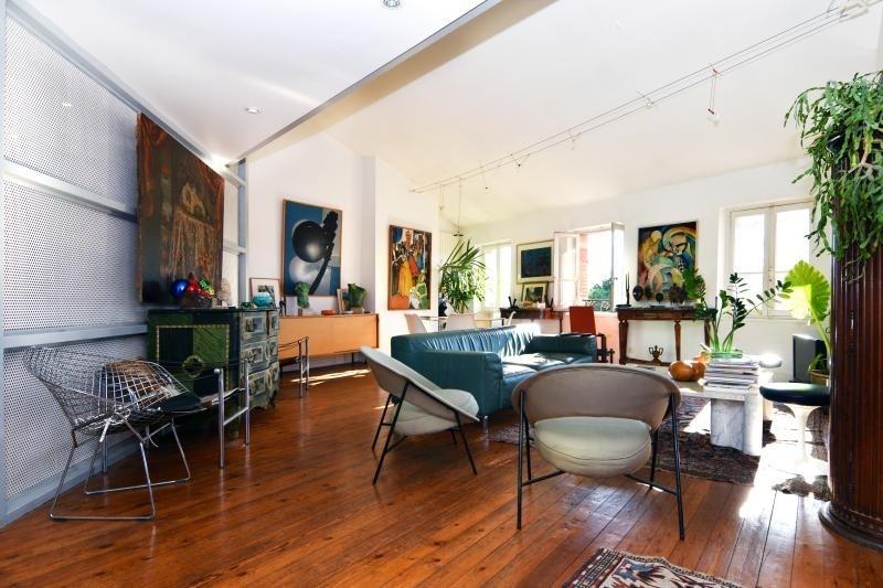Vente de prestige appartement Toulouse 832000€ - Photo 2