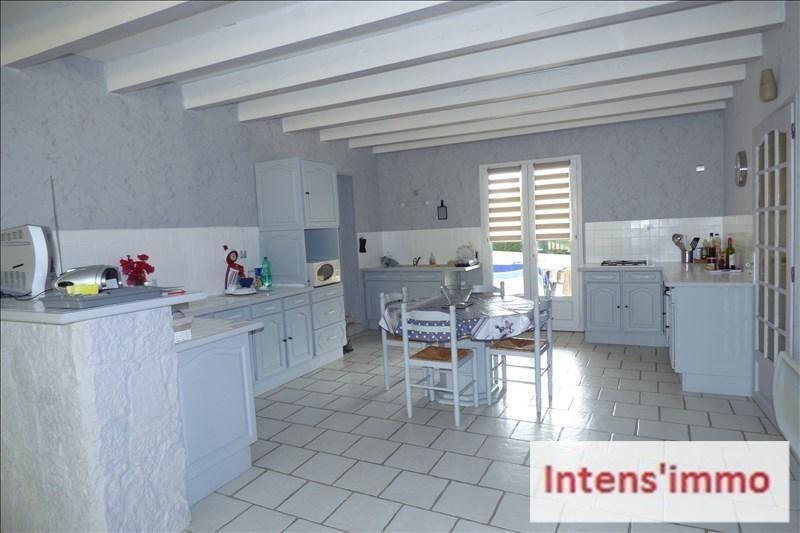 Vente maison / villa Marges 375000€ - Photo 2