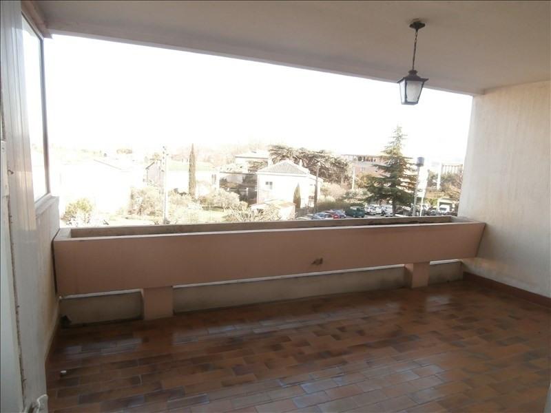 Sale apartment Manosque 147000€ - Picture 1