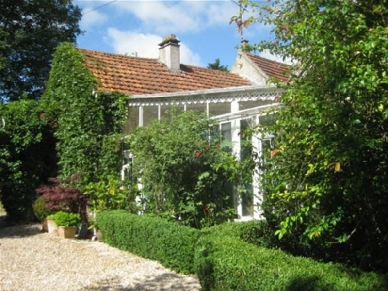 Vente maison / villa Fontenay st pere 420000€ - Photo 1