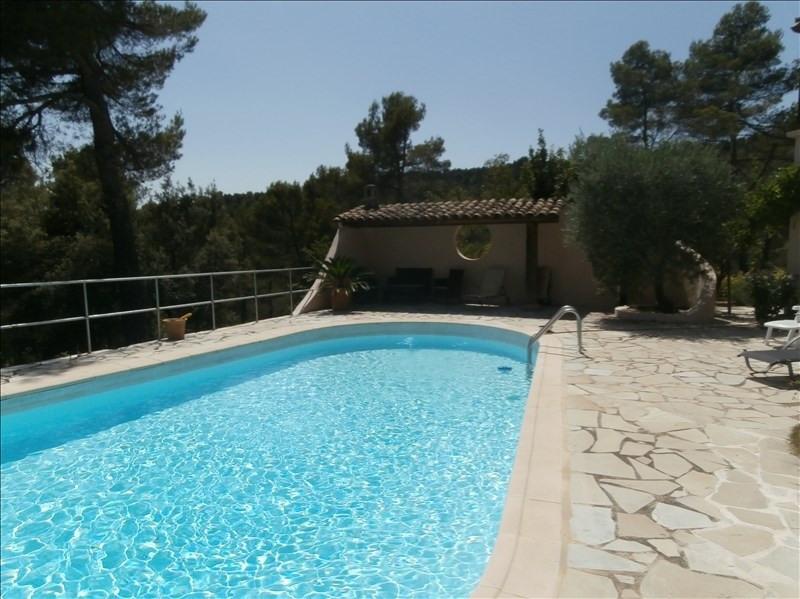 Sale house / villa Pierrevert 498000€ - Picture 1