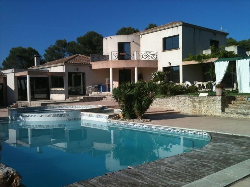 Vente de prestige maison / villa St clement de riviere 795000€ - Photo 1