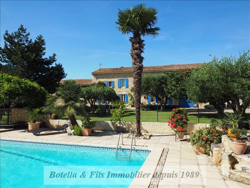 Verkoop van prestige  huis Pont st esprit 558000€ - Foto 7