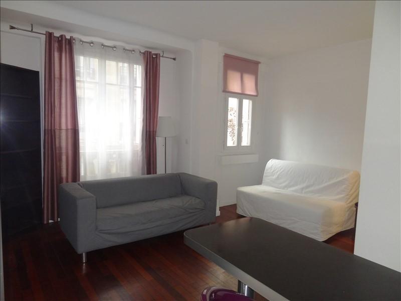 Rental apartment Levallois perret 996€ CC - Picture 1