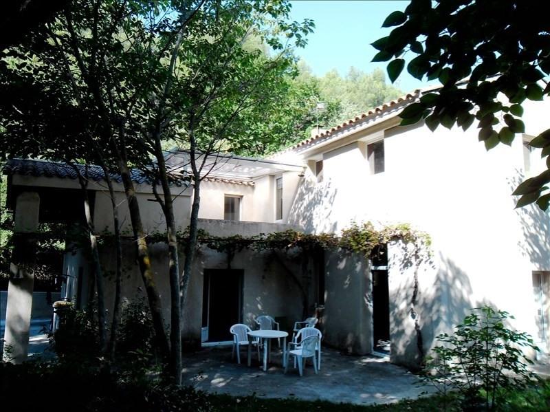 Verkoop  huis Meyrargues 430000€ - Foto 1