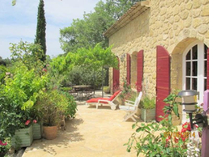 Deluxe sale house / villa Rognes 898000€ - Picture 5