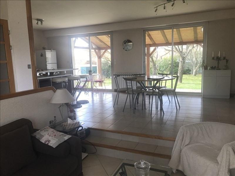 Sale house / villa Jallais 164320€ - Picture 2