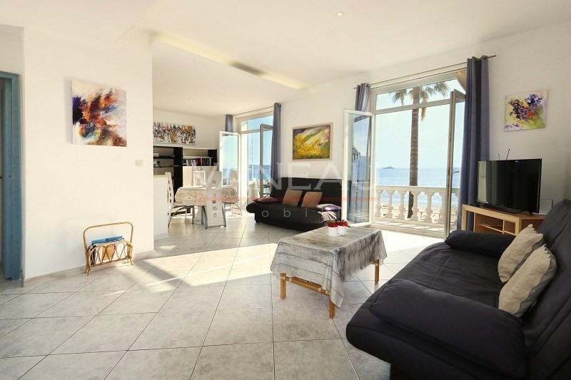 Vente de prestige appartement Juan-les-pins 405000€ - Photo 2