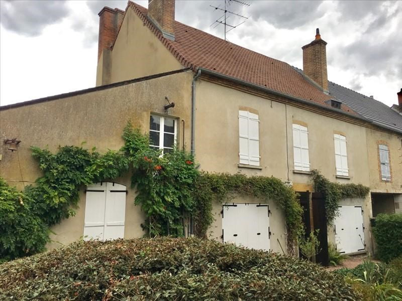 Vente maison / villa Lucenay les aix 210000€ - Photo 1