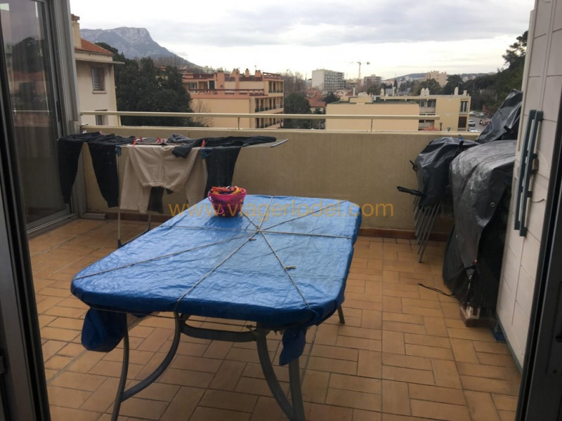 Life annuity apartment Toulon 32500€ - Picture 1