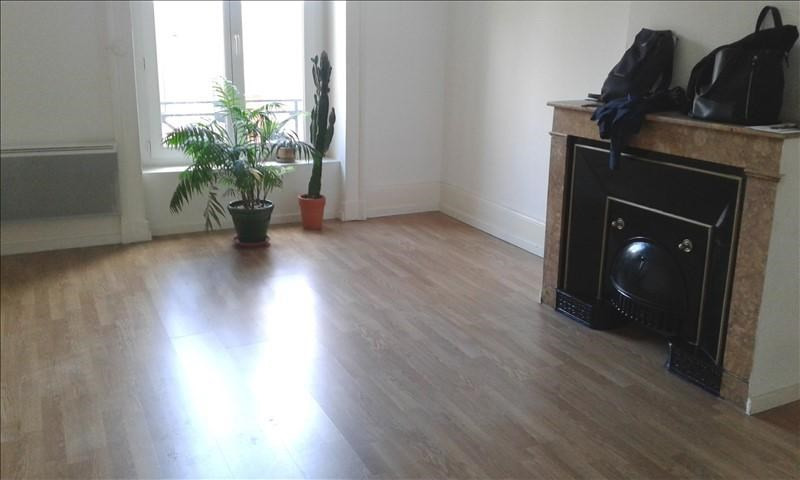 Rental apartment Oullins 665€ CC - Picture 1