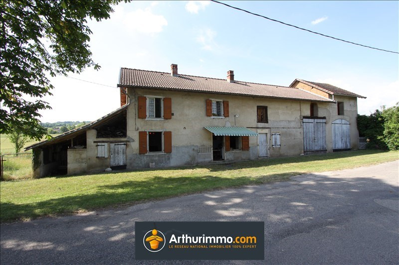 Sale house / villa Cremieu 115 000€ - Picture 1