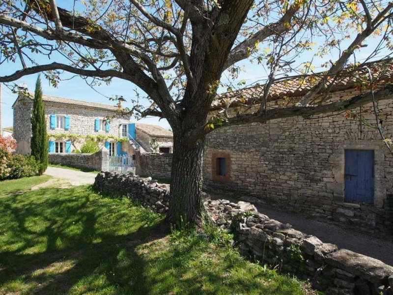 Venta de prestigio  casa Barjac 446000€ - Fotografía 13