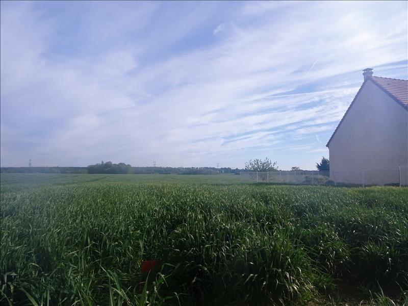 Venta  terreno Breval 5 mn 93000€ - Fotografía 1