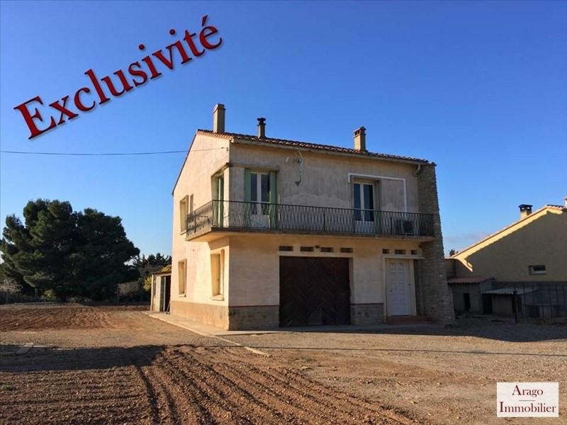 Vente maison / villa Salses le chateau 179800€ - Photo 1