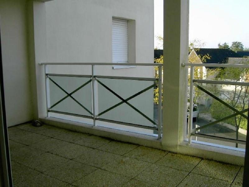 Rental apartment Vannes 522€ CC - Picture 1