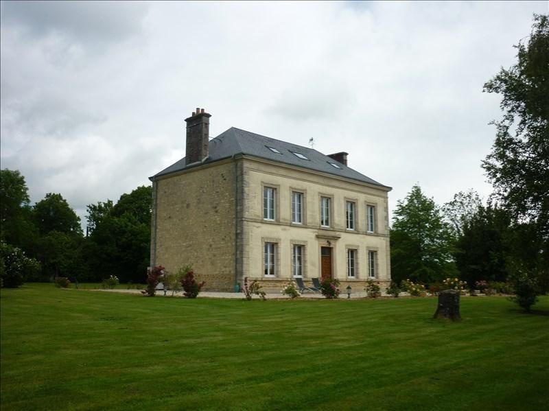 Vente de prestige maison / villa Le mele sur sarthe 528000€ - Photo 1