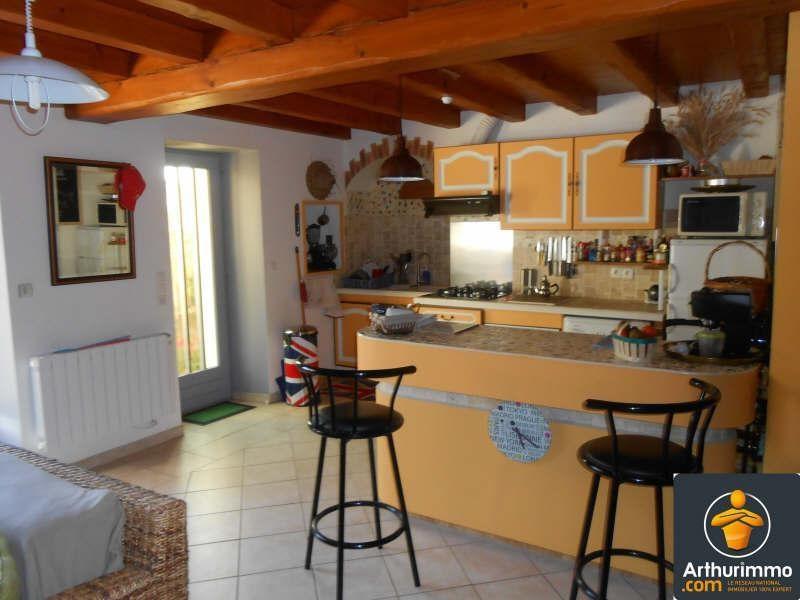 Sale house / villa D'aulnay de saintonge 129600€ - Picture 6