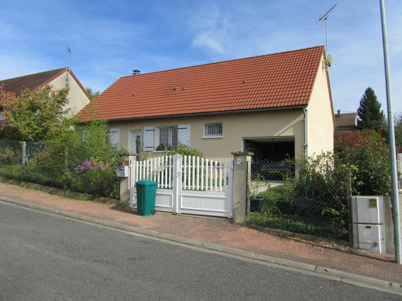 Vente maison / villa Alligny cosne 103000€ - Photo 1